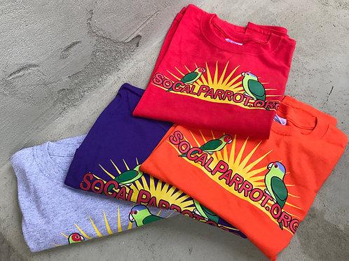 SoCal Parrot Kids' T-shirt