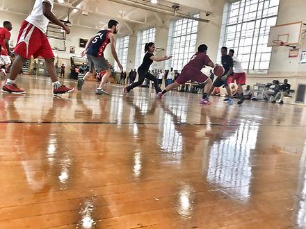 Staff vs Student Basketball Game