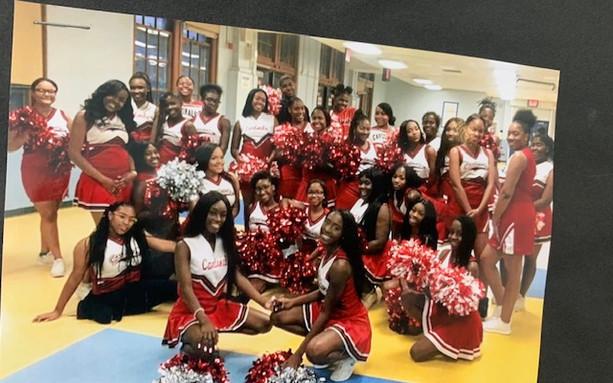 Campus Cheerleading Team