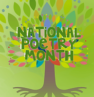 A national poetry month poster