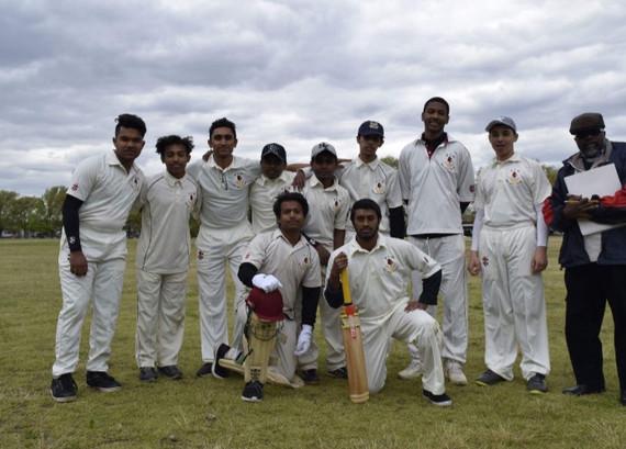 Campus Cricket Team