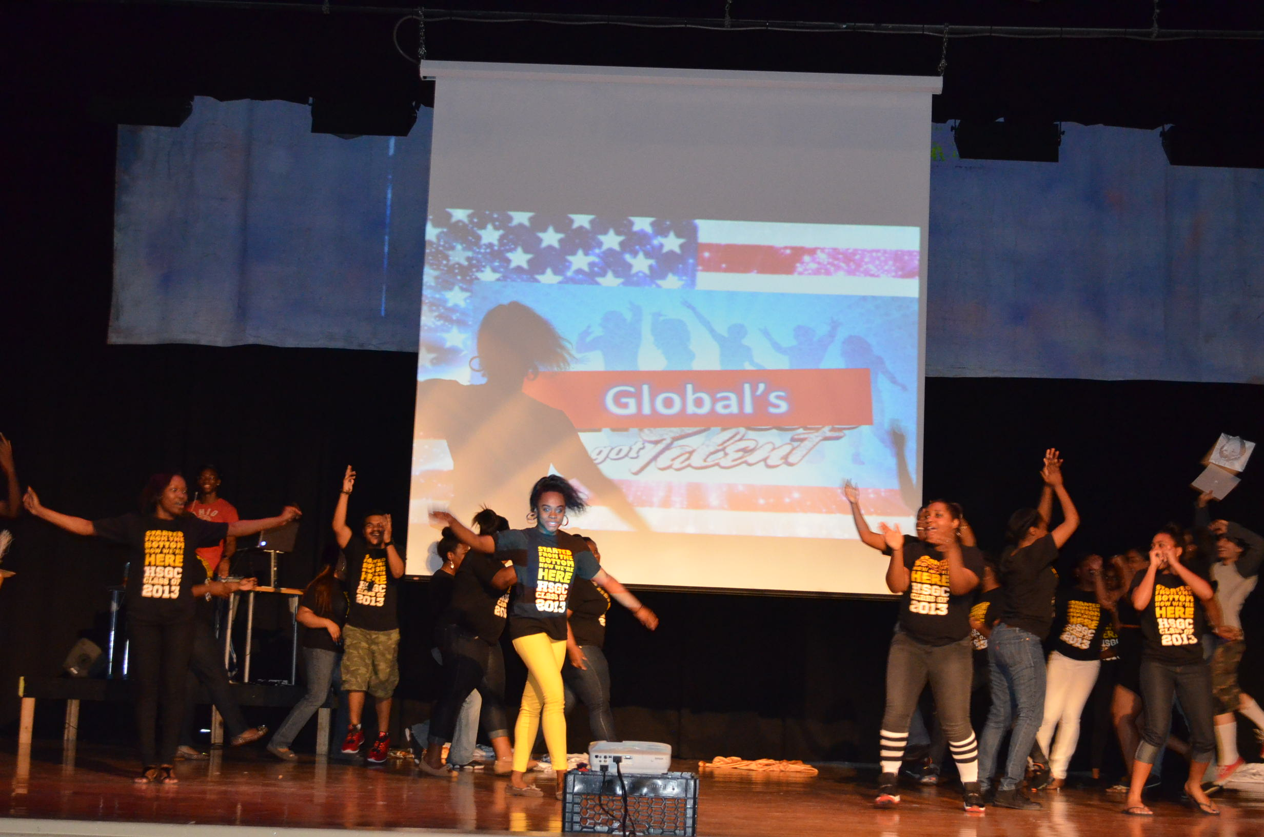 """Global's Got Talent"" Show"