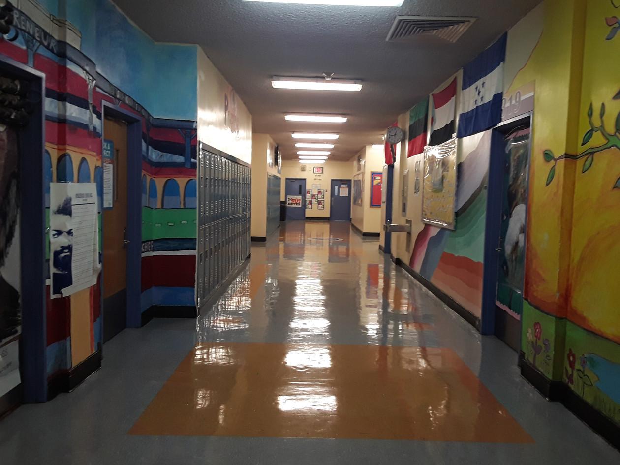 Decoratitive wall