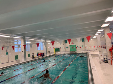 Pool at Prospect Heights Campus