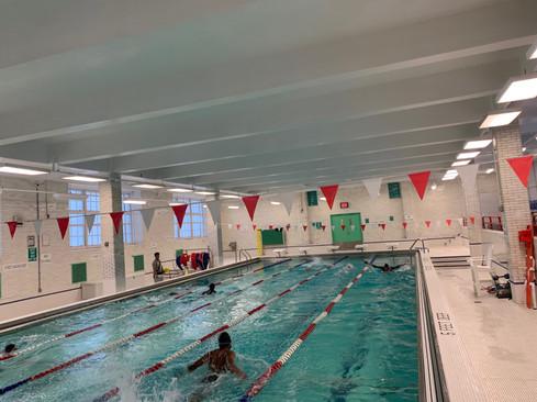 Campus pool