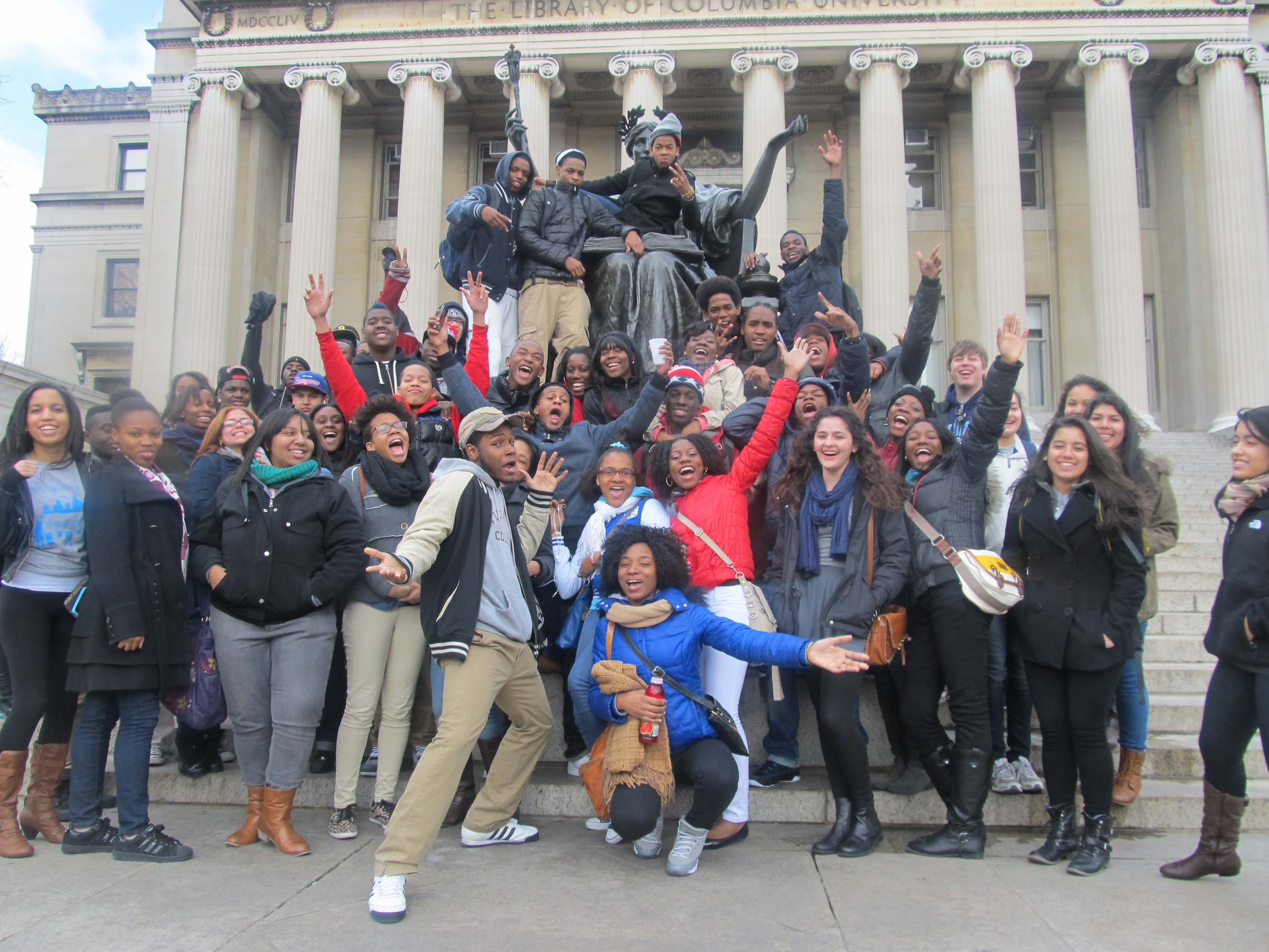 Columbia University, 2013