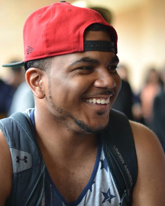 Tyler Ware, 2013 Graduate