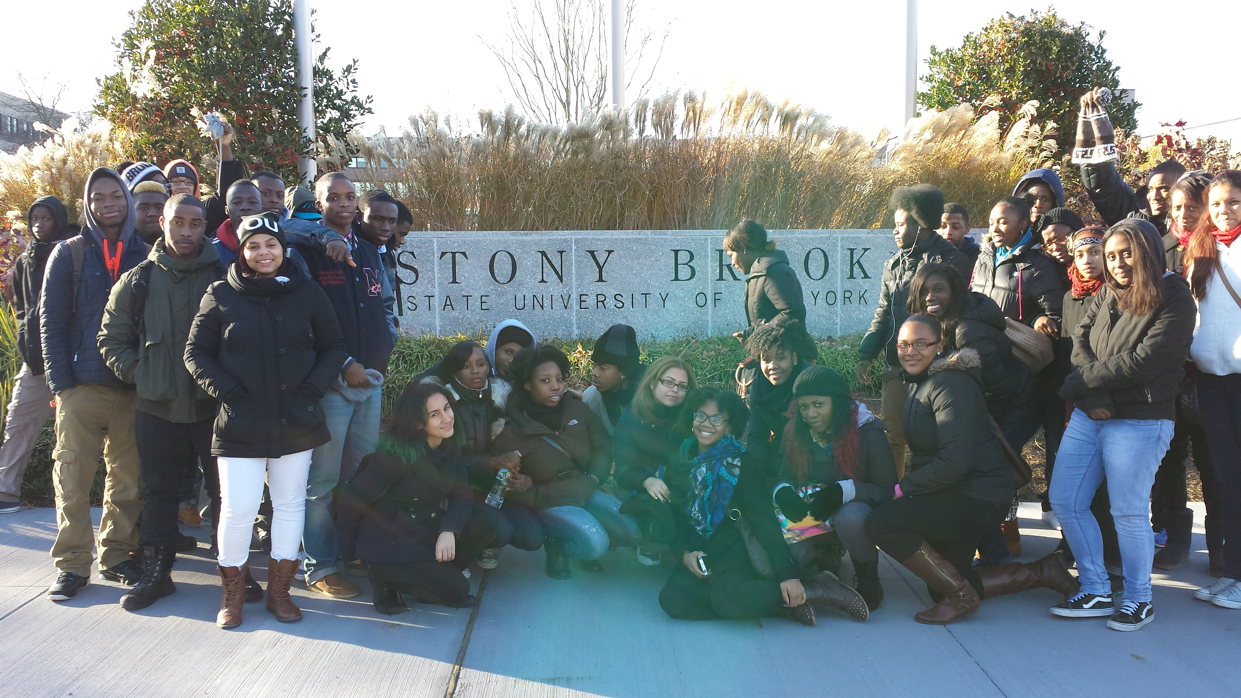 Stony Brook University, 2013