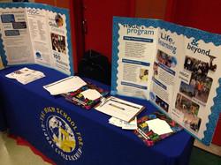 HS Recruitment Fair 2013