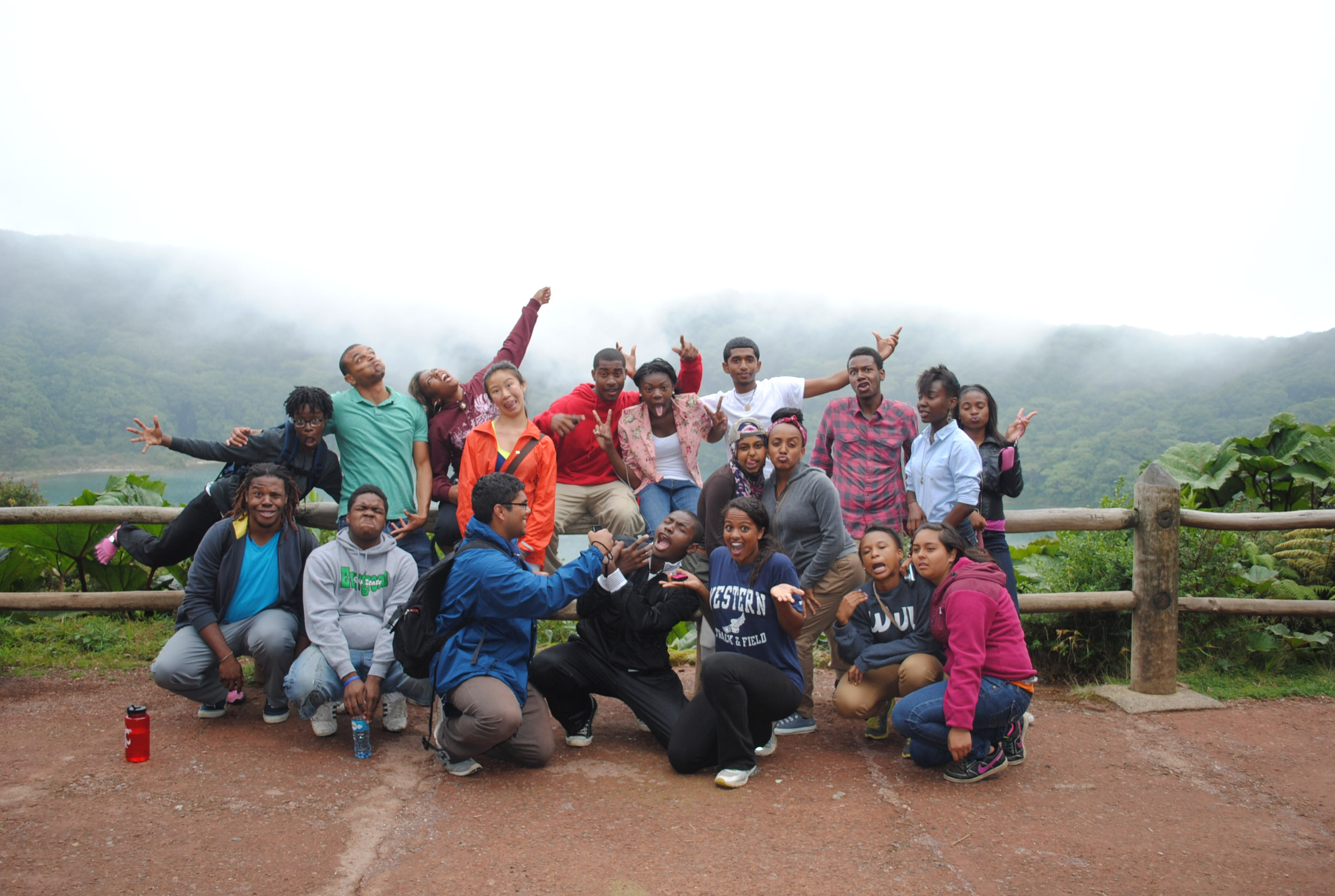 HSGC Students visit Costa Rica, 2012