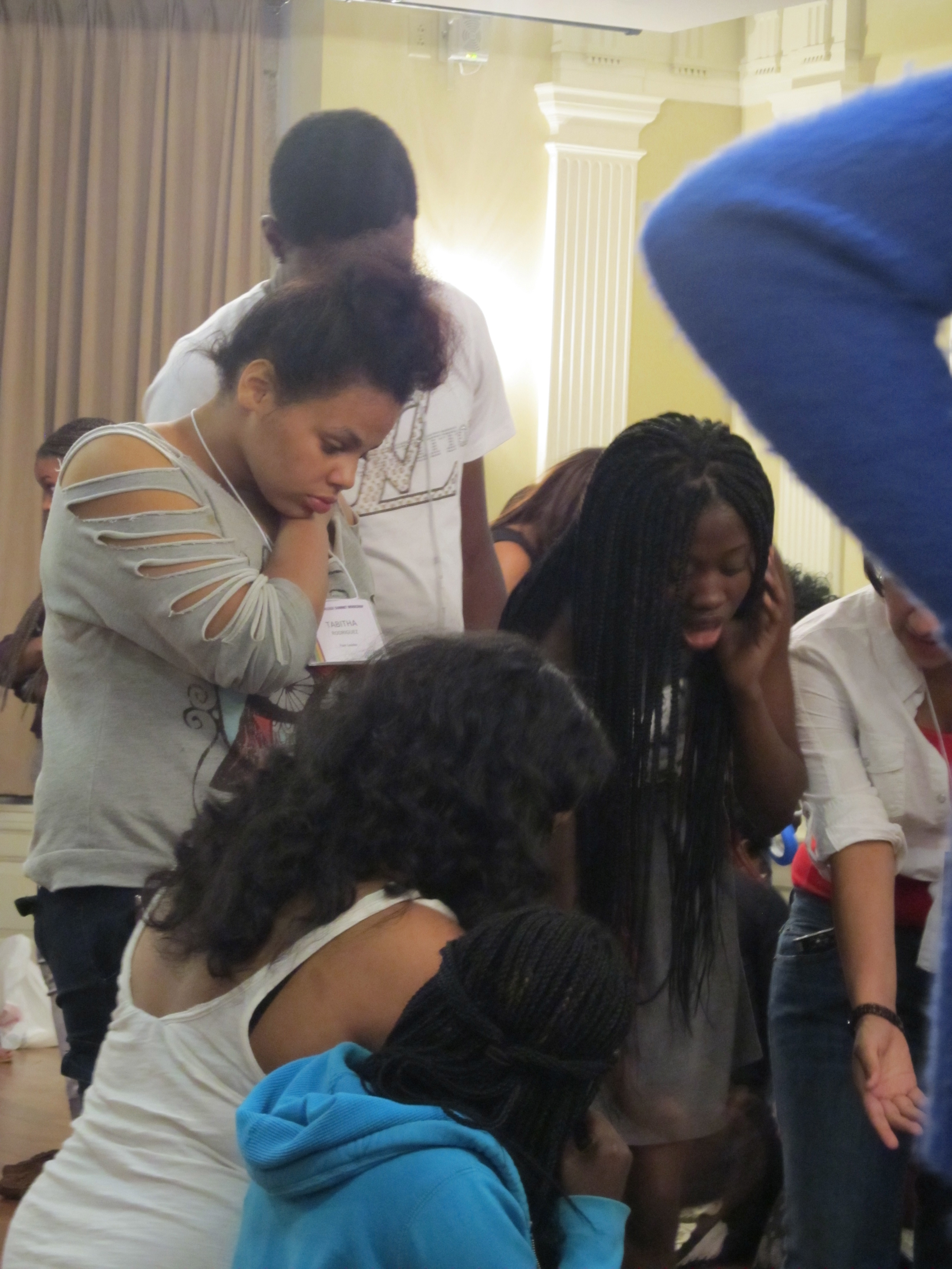 Peer Leader Training Workshop