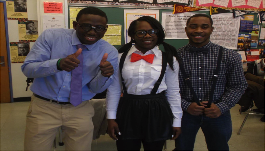 School Spirit Week, Nerd Day