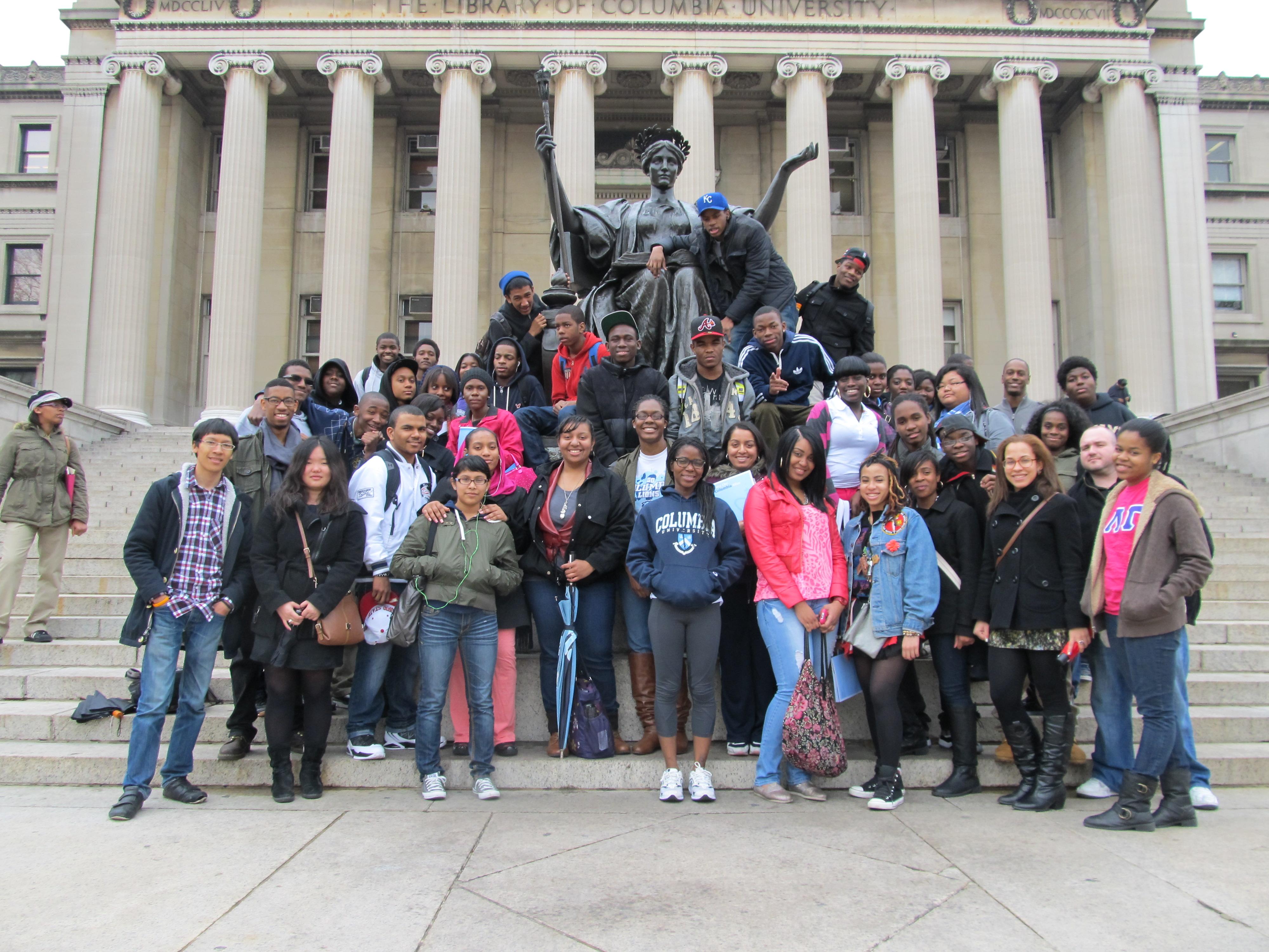 Columbia University, 2012