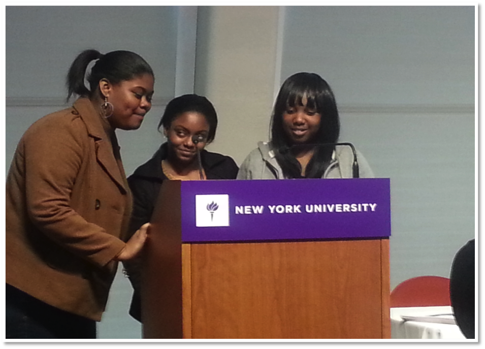 NYC Girls Comp Sci/Engineering Event