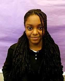 Brianna Logan, Junior