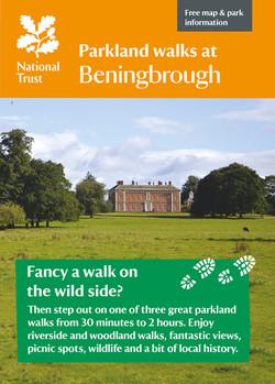 Beningborough Park Walking leaflet