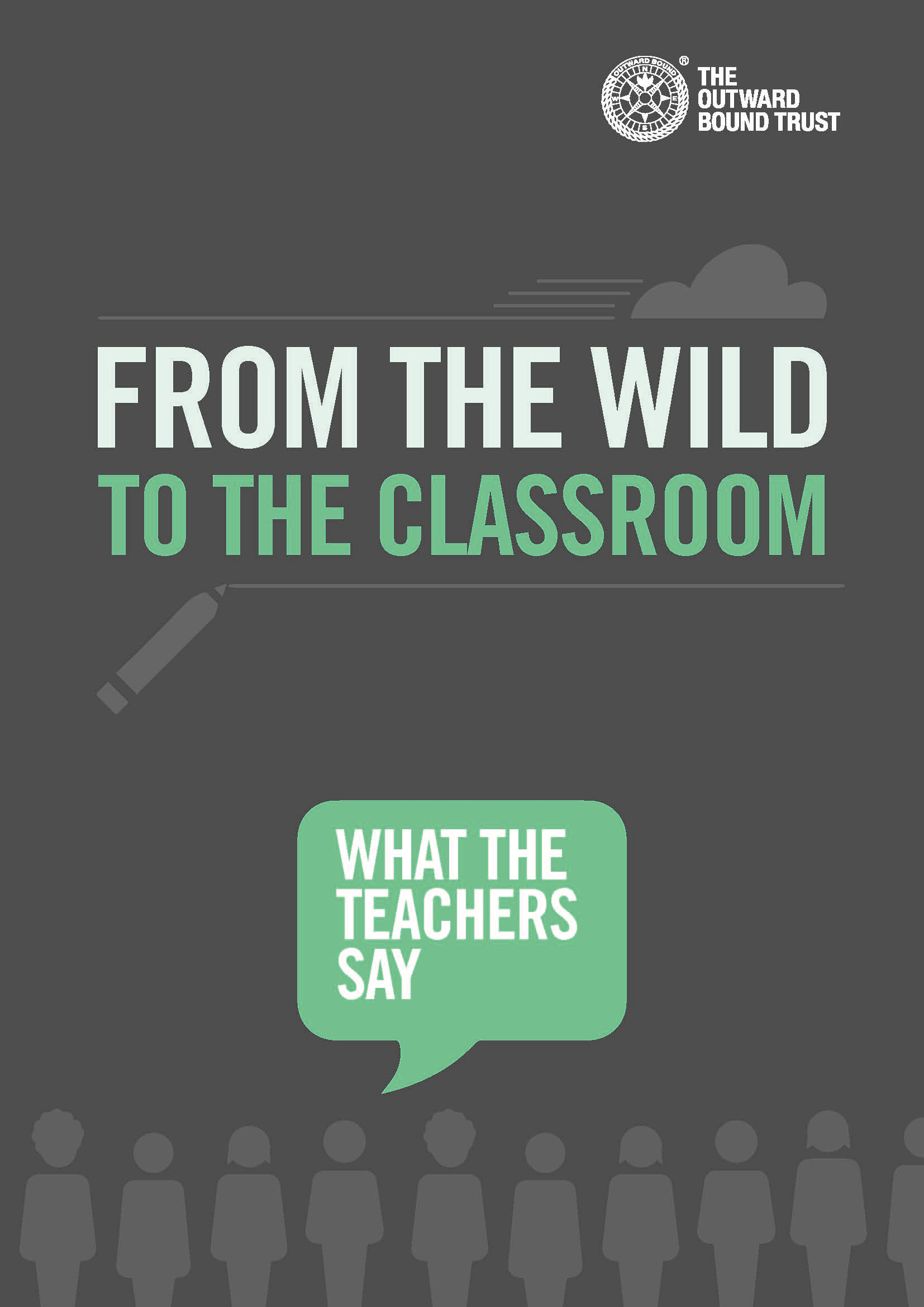 'From the Wild' Brochure cover