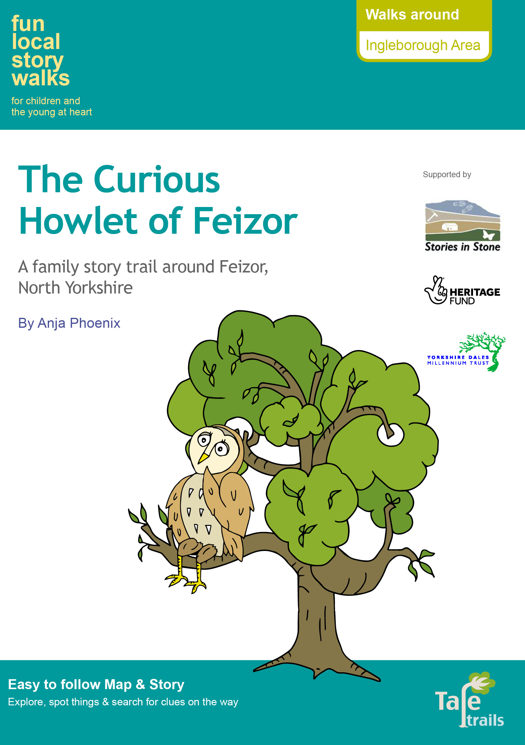 Cover Spread Howlet of Feizor