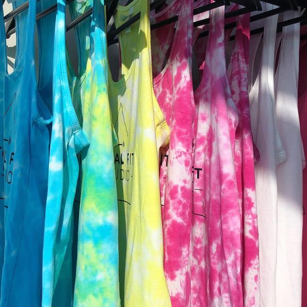 Total Fit Studio Tie-Dye