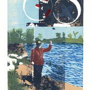 Grandpa Joe's Fishing Trip