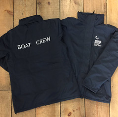 National Maritime Museum Cornwall Boat Crew Jacket