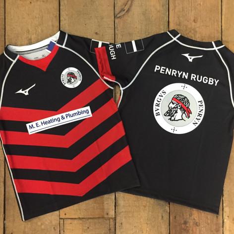 Penryn RFC U11s Kit
