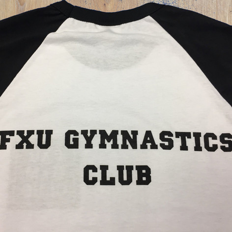 FXU Gymnastics T-Shirt