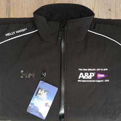 A&P Softshell Jacket