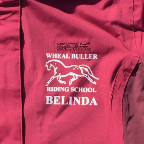Wheal Buller Riding Stables Staff Jacket