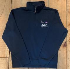 A&P 1/4-Zip Sweatshirt