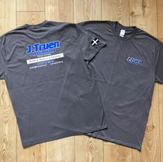J Truen Building T-Shirt