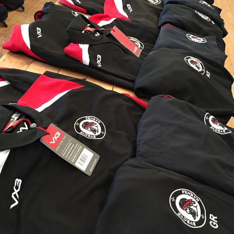 Penryn RFC Off-Field Kit