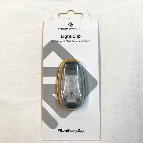 Ron Hill LED Light Clip Glow White