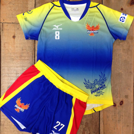 Poole Phoenix Handball Home Kit