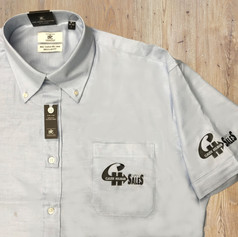 Claude Holman Oxford Cotton Shirt