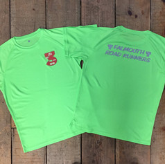 Falmouth Road Runners Leaders' Tech Tees