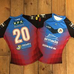 Penryn RFC 1st XV Away Kit 2019/20