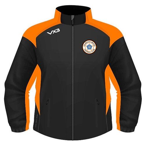 Falmouth United Full-Zip Showerproof Jacket