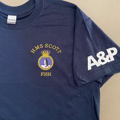 HMS Scott T-Shirt
