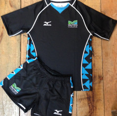 Callywith College Rugby Kit