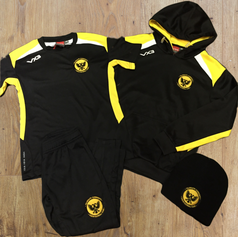 Falmouth Community Youth Football Club Off-Field Kit