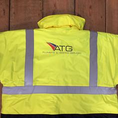 ATG Plumbing & Heating High-Viz Jacket