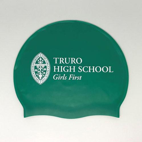Truro High School Silicone Swimming Cap