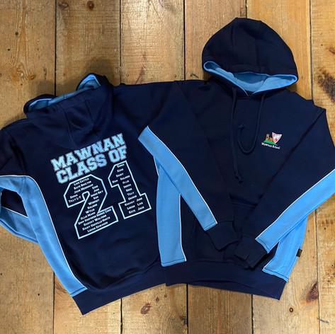 Mawnan School Leavers' Hoodie 2021