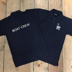 National Maritime Museum Cornwall Boat Crew Polo Shirt