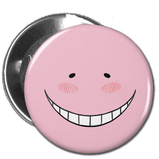 Koro-sensei light pink