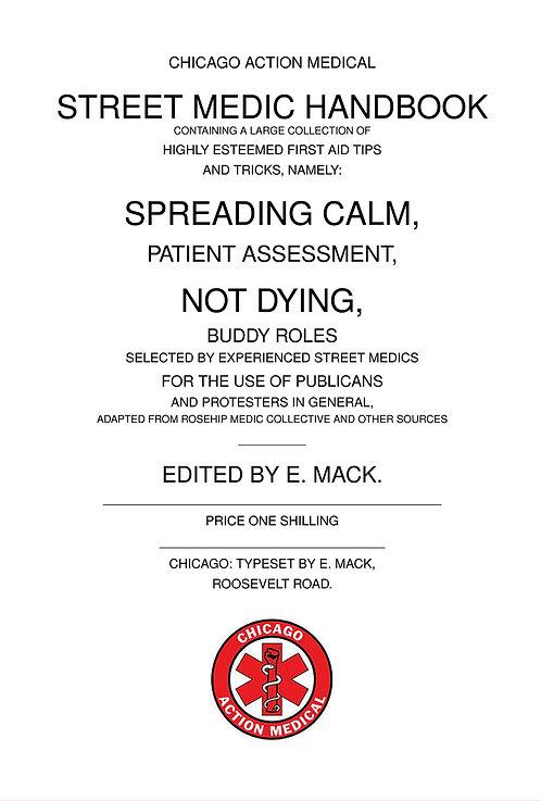Street Medic Handbook - FREE PDF