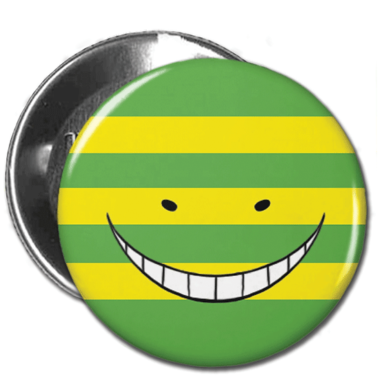 Koro-sensei green stripe
