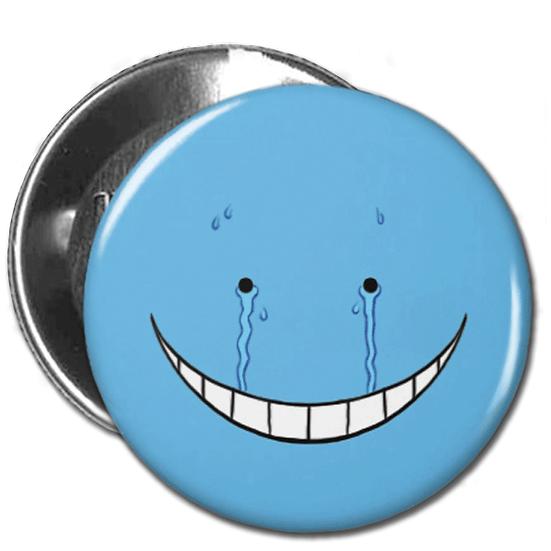 Koro-sensei blue