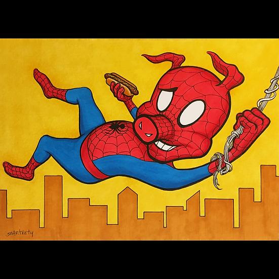 Spider Ham - Yellow
